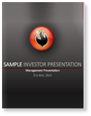 sample investor presentation